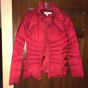 Laundry by Shelli Segal red jacket size XS